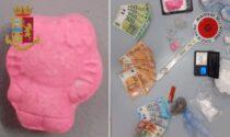 Lo spacciatore che vendeva pastiglie di ecstasy a forma di... Hello Kitty