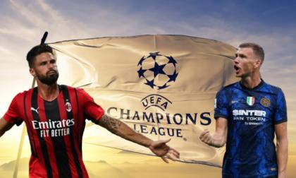 Livepool-Milan e Inter-Real Madrid: notti magiche