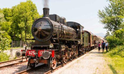 Un tuffo nella storia… in treno