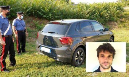 Giacomo Sartori scomparso: il furto dello zaino, l'auto ritrovata (nel Pavese) e il giallo delle celle telefoniche