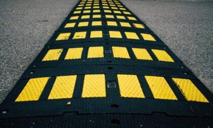 Nuovi dossi a Cesano: in arrivo 40mila euro per la sicurezza stradale