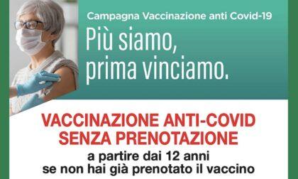 Vaccinazione anti Covid senza prenotazione a Corsico e per Comuni limitrofi