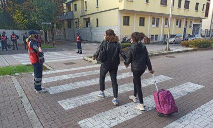 Corsico: «Carabinieri» sempre disponibili per il servizio scuole