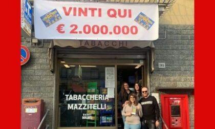 Vince 2 milioni di euro giocando un Gratta e Vinci: la fortuna bacia Senago