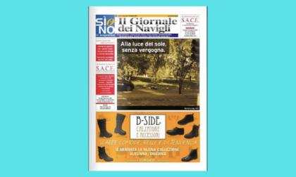 Ecco l'edizione cartacea de il Giornale dei Navigli online