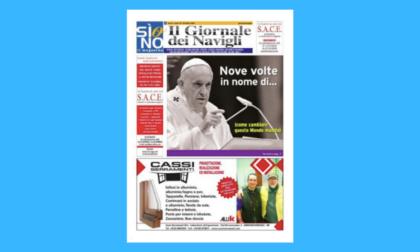 Sfoglia con un semplice clic l'edizione cartacea de il Giornale dei Navigli