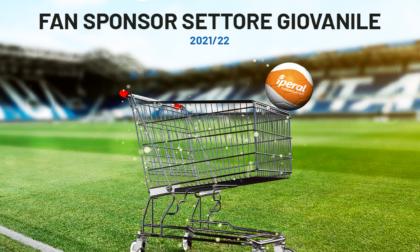 Iperal è il nuovo sponsor del settore giovanile dell'Atalanta