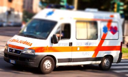 Incidente in via Europa a Trezzano: 3 feriti (lievi) e traffico in tilt
